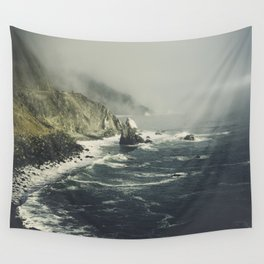 Pacific Coast Way Wall Tapestry
