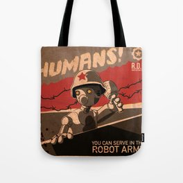Propaganda Series 6 Tote Bag