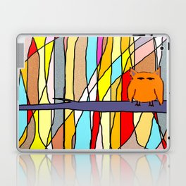 meditation animal Laptop & iPad Skin