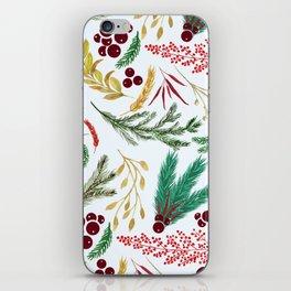 Christmas So Pine iPhone Skin
