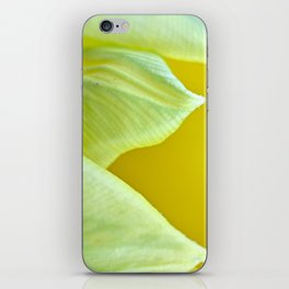 Tulip Peaks iPhone Skin
