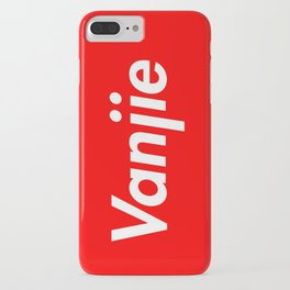 The Supreme Vanjie iPhone Case