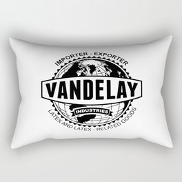 Indurstry Logo Rectangular Pillow