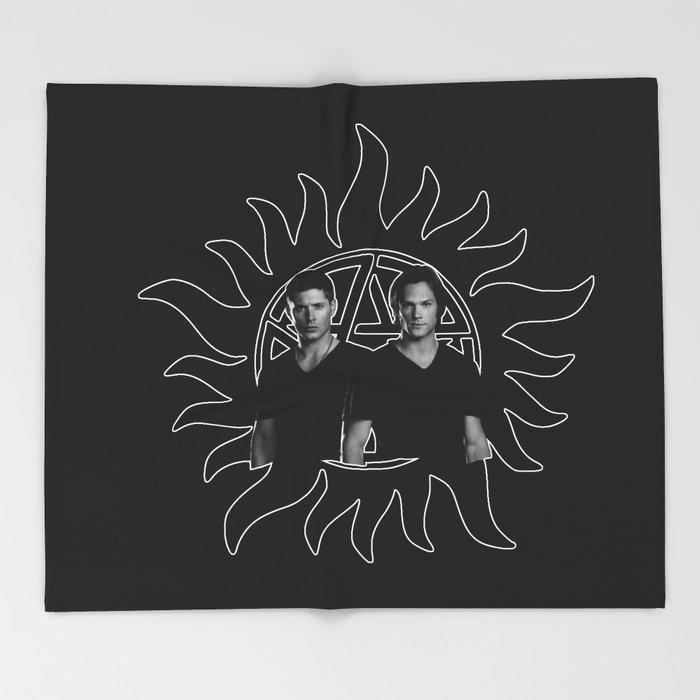 Supernatural Throw Blanket