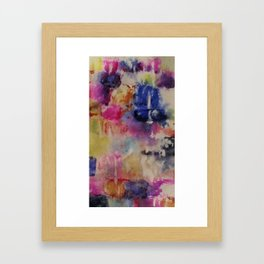 Inkprints Framed Art Print