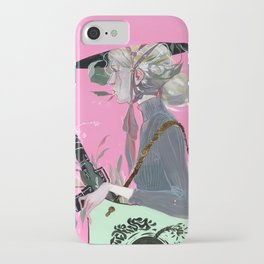 Beau Monde iPhone Case