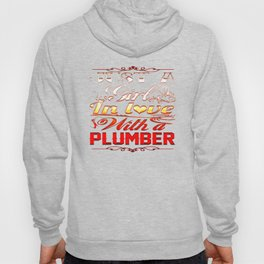 In love with Plumber Hoody
