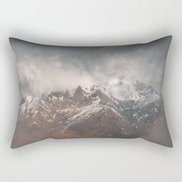In between clouds Rectangular Pillow