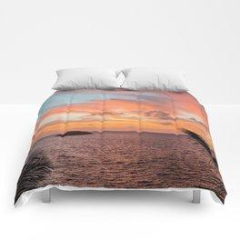 ISLAND SUNRISE Comforters