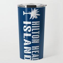 Hilton Head Island, South Carolina Travel Mug