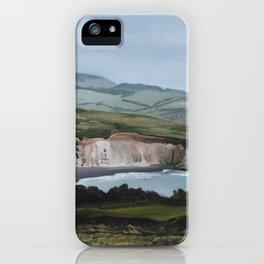 Freshwater, Isle of Wight, England iPhone Case