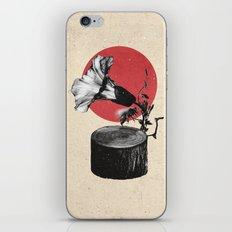 Gramophone iPhone Skin