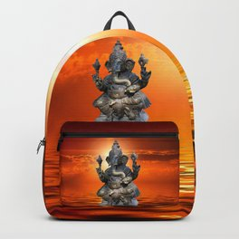 Elephant God Ganesha Backpack