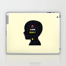 Pacman boy - 80's child Laptop & iPad Skin