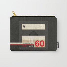 CT Series: AA Red, Grey, and Beige Carry-All Pouch