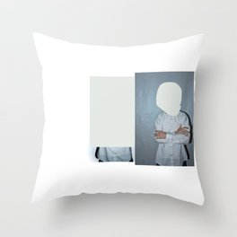 blid Throw Pillow
