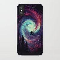 stars iPhone & iPod Cases featuring Adventure Awaits by nicebleed