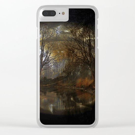 tree## Clear iPhone Case