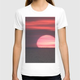 Sundown at Aboiteau Beach T-shirt