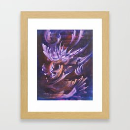 Heavy is the Form Framed Art Print