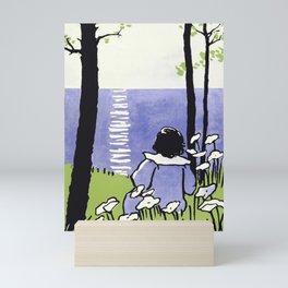 The Old Days Mini Art Print