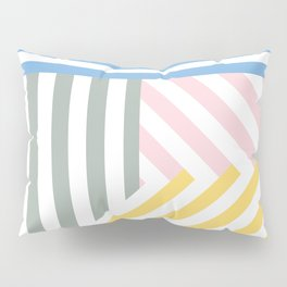Summer stripes Pillow Sham