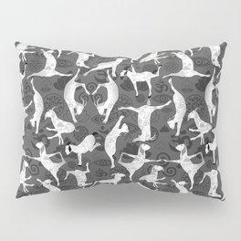 Yoga Goats Doing Goat Yoga Pillow Sham