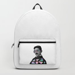 NIKOLA TESLA - IT'S LIT! Backpack