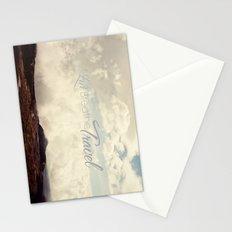 Live Breathe Travel - Mt Etna, Italy Stationery Cards