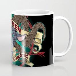 Heathen Pentaclops Coffee Mug