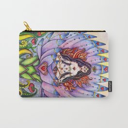 Lotus Goddess Carry-All Pouch