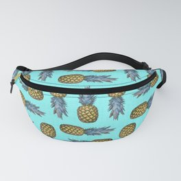 Pineapple Addict Fanny Pack