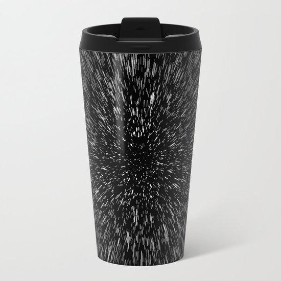 Lightspeed Metal Travel Mug