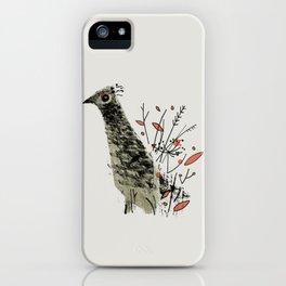 Gamebird iPhone Case