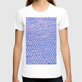 Noodle Doodle Blue T-shirt