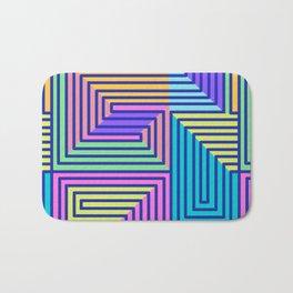 maze of color Bath Mat