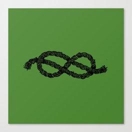 Common Rope Logo Canvas Print