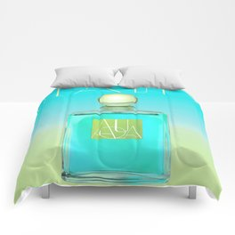 Scented Colors Aqua Comforters