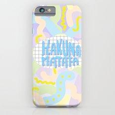 Hakuna Matata Pastel  Slim Case iPhone 6s