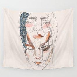 Rumi Wall Tapestry