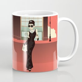Starbucks at Tiffany's Coffee Mug