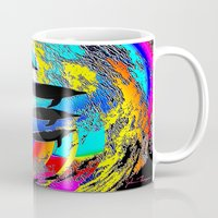 dolphins Mugs featuring Dolphins by JT Digital Art