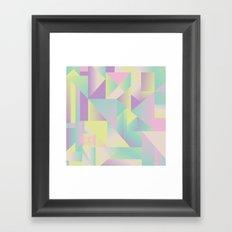 without lies  Framed Art Print