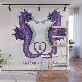 Epilepsy Sucks Wall Mural