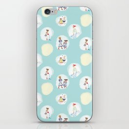 Young At Heart iPhone Skin