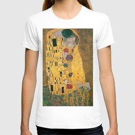"Gustav Klimt, "" The Kiss "" T-shirt"