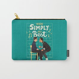 Simply the best Carry-All Pouch