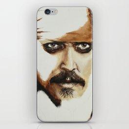 Captain Jack Sparrow iPhone Skin