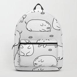Cute Pig Backpack