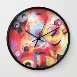 Sprites 4 Wall Clock